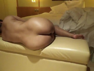 Indian wife full body massage porn